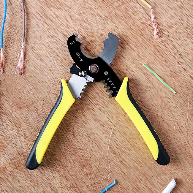 2in1 케이블 스트립퍼&커터 [제작 대량 도매 로고 인쇄 레이저 마킹 각인 나염 실크 uv 포장 공장 문의는 네이뽕]